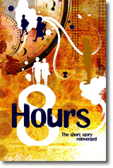 8 hours book cover