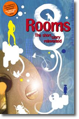 8 rooms book cover